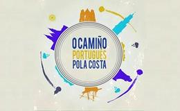 Imagen de O Camiño Portugués pola costa en TVG (Galicia)