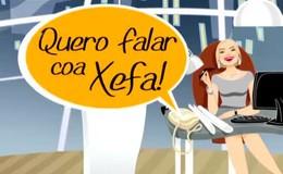 Imagen de Quero falar coa xefa! en TVG (Galicia)