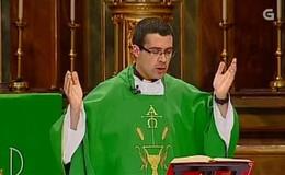 Imagen de Santa Misa en TVG (Galicia)