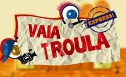 Imagen de Vaia troula express en TVG (Galicia)