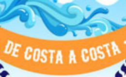 Imagen de De costa a costa en xip/tv (Cataluña)