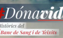 Imagen de #DónaVida en xip/tv (Cataluña)