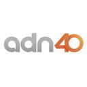 Logo de ADN 40