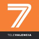 Logo de 7 Televalencia