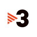 Logo de TV3 (Cataluña)