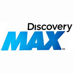 Logo de Discovery Max
