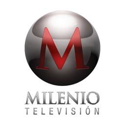 Logo de Milenio TV