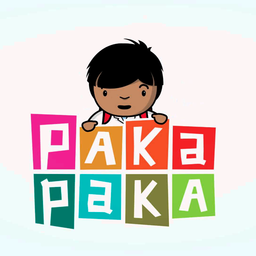Logo de Pakapaka