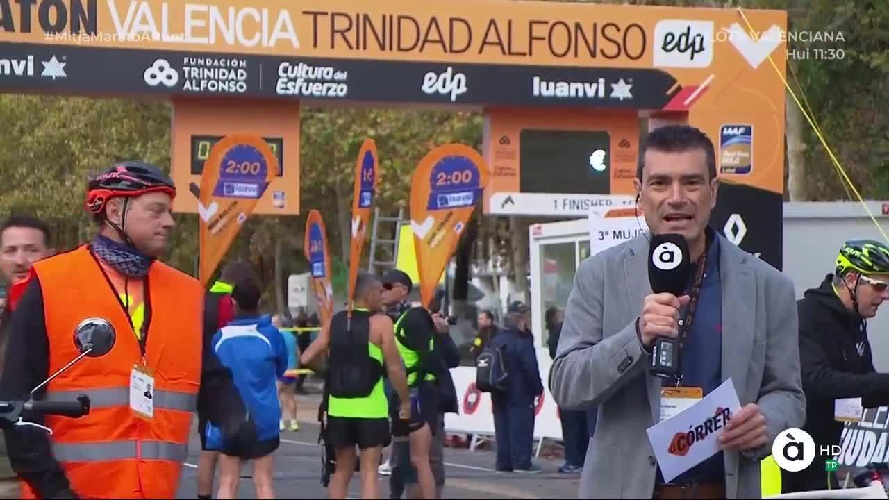 28.10.2018   Mitja Marató de València