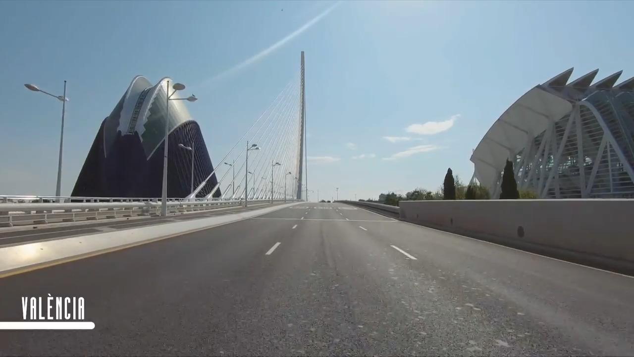Recorreguts Ciutats en aïllament: València (1a part)