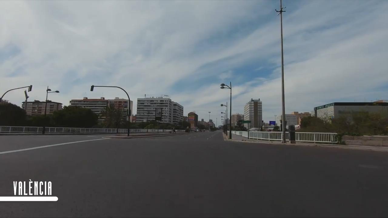 Recorreguts Ciutats en aïllament: València (3a part)