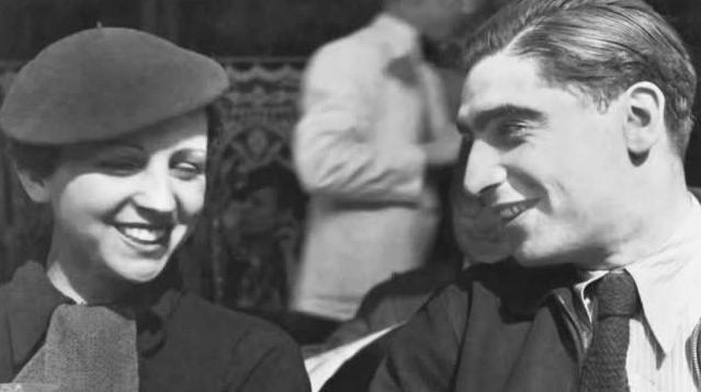 Gerda Taro a València, 1937