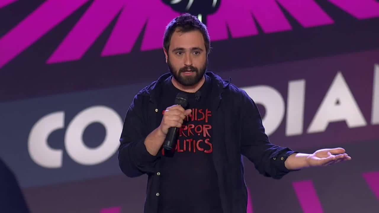 20.11.2019   Comediants T2-11: Diego Varea