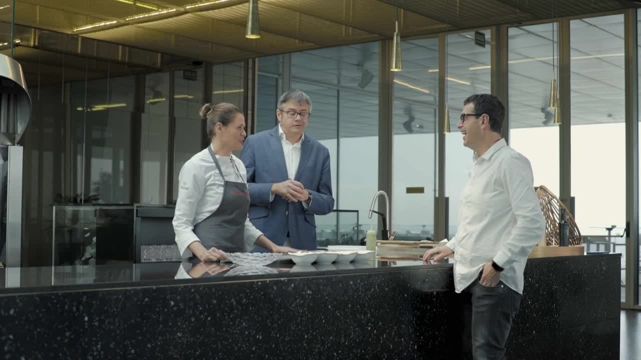 03.03.2019 | Família Andrés Salvador: gastronomia i coratge