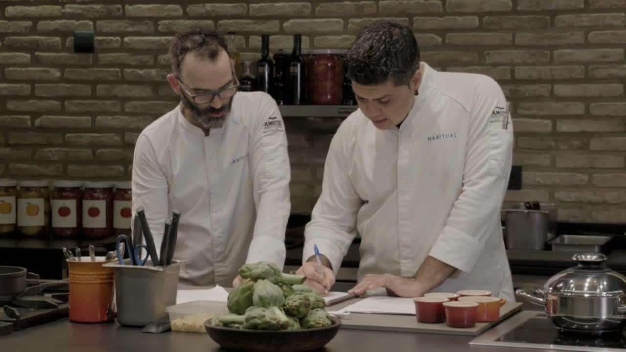 24.03.2019   Vicente Patiño: tornar a ser cuiner