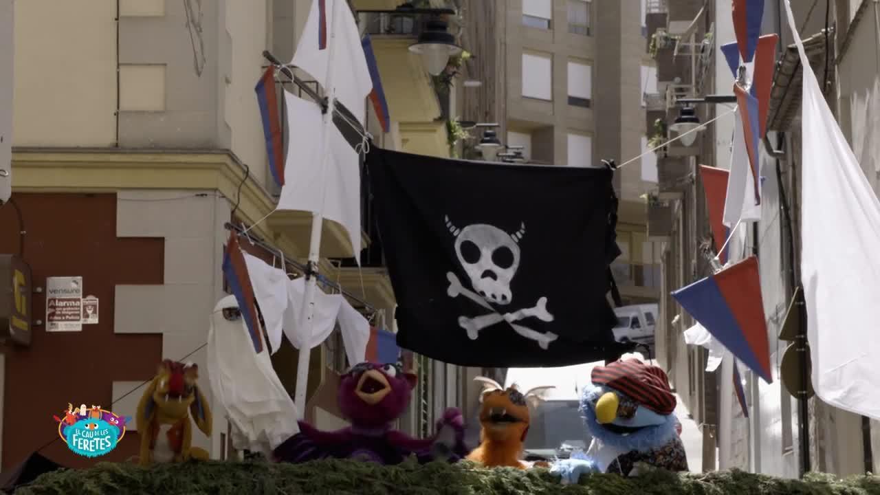 Pirates de la nit
