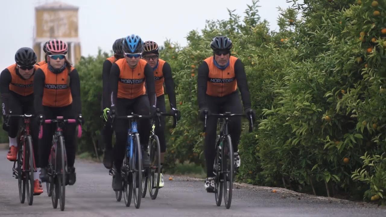 La seguretat dels ciclistes
