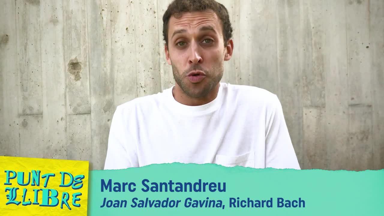 La recomanació de Marc Santandreu | Punt de llibre