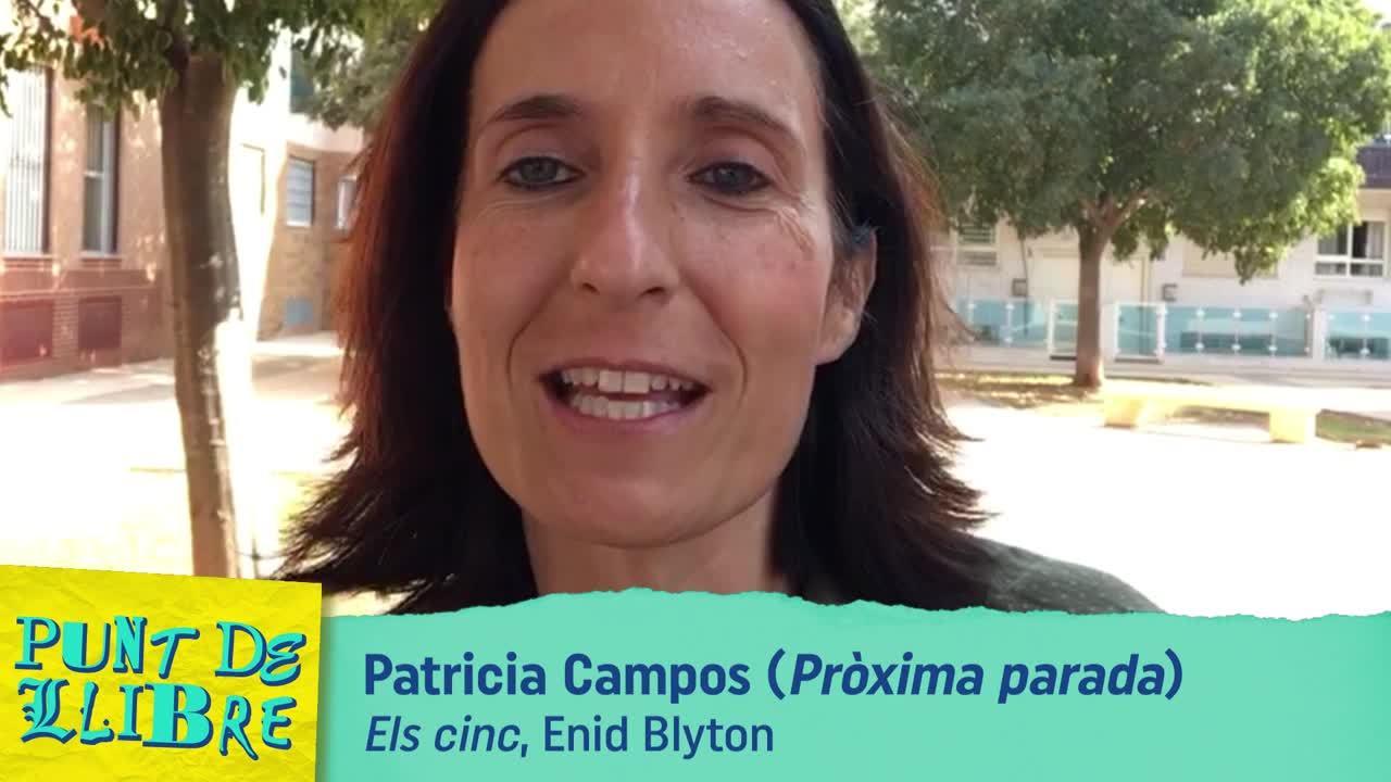 La recomanació de Patricia Campos | Punt de llibre