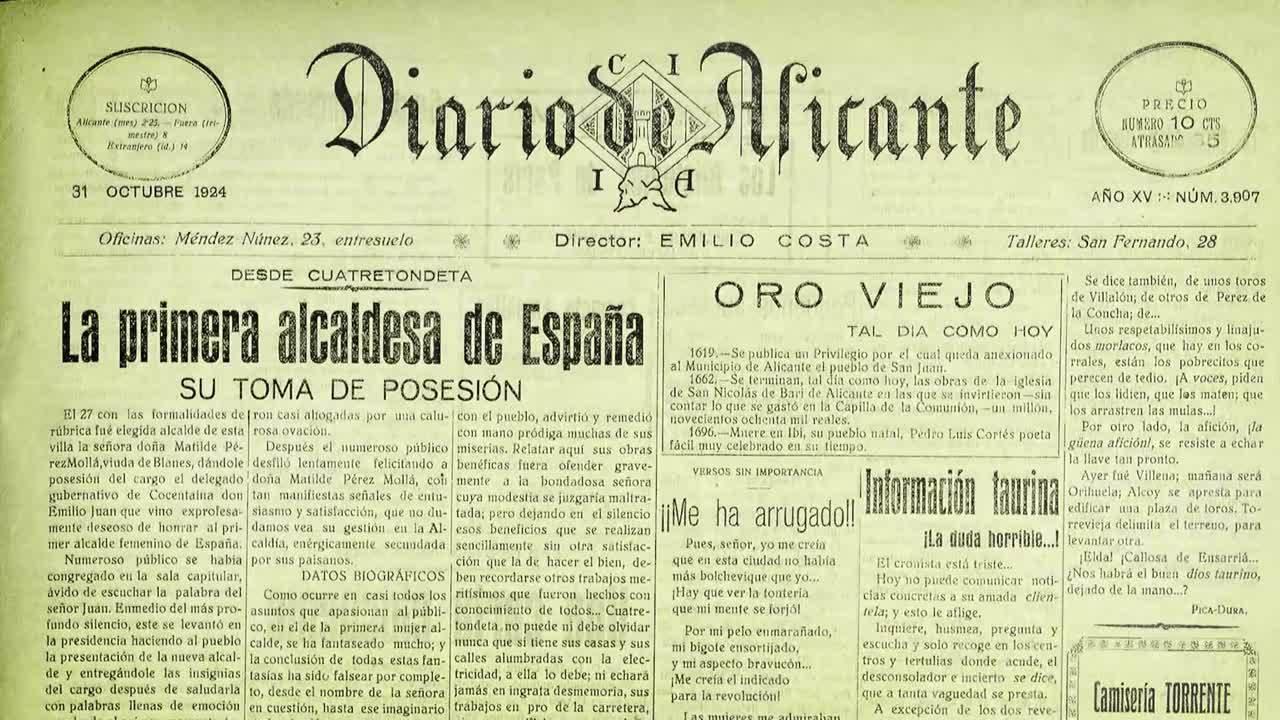 30.07.2018 | Matilde Pérez Mollà (1858-1936)