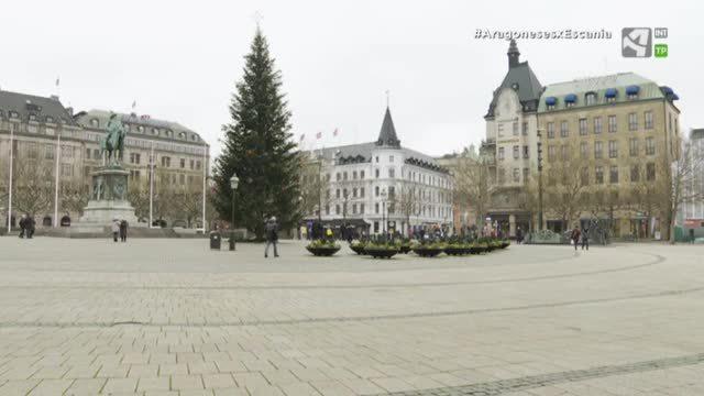 Provincia de Escania (Suecia) - 20/01/2020 22:15