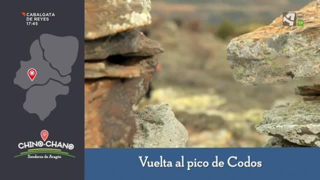 Alrededor del Pico Codos - 05/01/2020 15:20