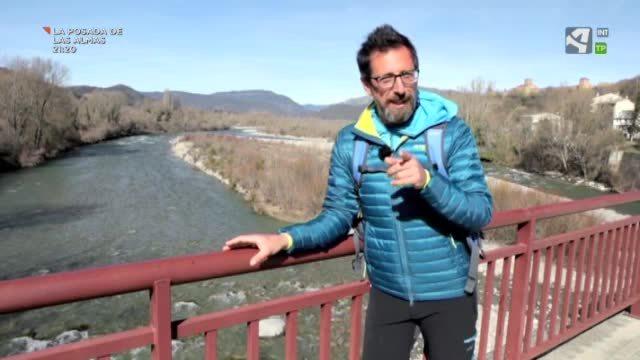 De Aínsa a Boltaña - 26/03/2017 14:58
