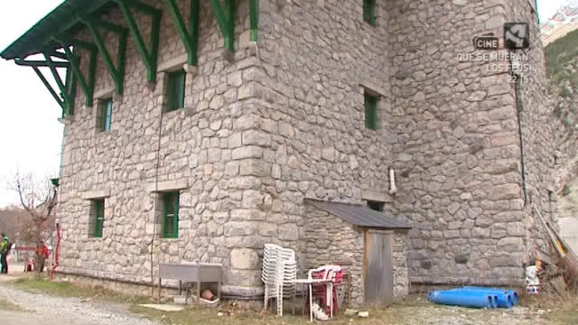De la casa de Piedra al Refugio de Bachimaña