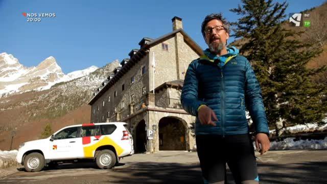 Raquetas por el valle de Barrosa - 03/03/2019 15:20