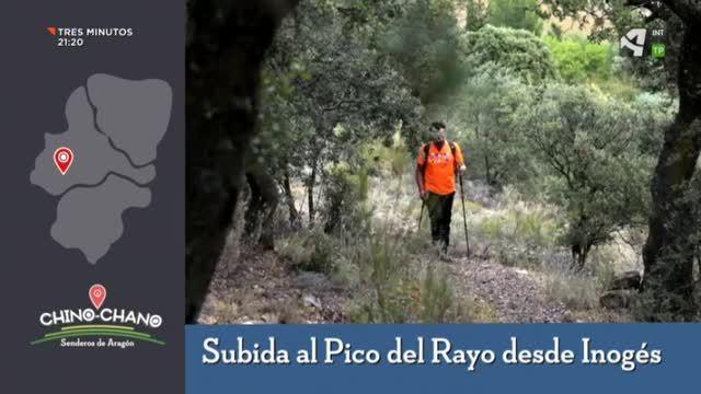 Subida al Pico del Rayo desde Inogés - 15/09/2019 15:15