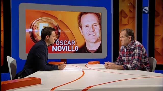 Óscar Novillo