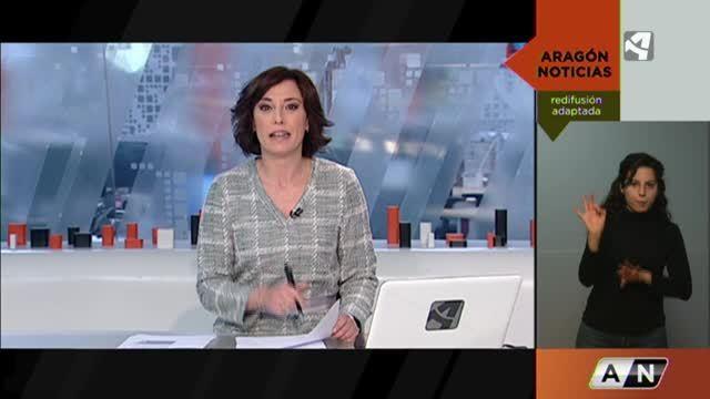 Aragón Noticias 2 Redifusión adaptada - 04/01/2021 20:30