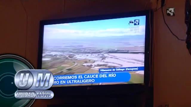 Cuando el Ebro crece...