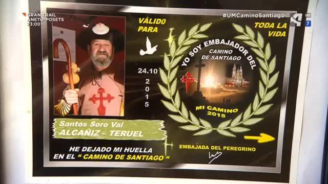 Los otros Caminos a Santiago - 19/07/2019 21:40