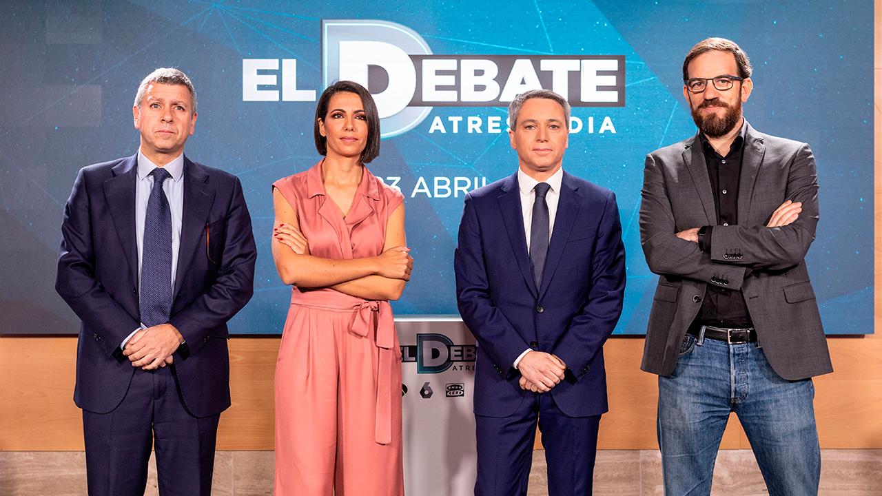 2019 Rueda de prensa de 'El Debate de Atresmedia'