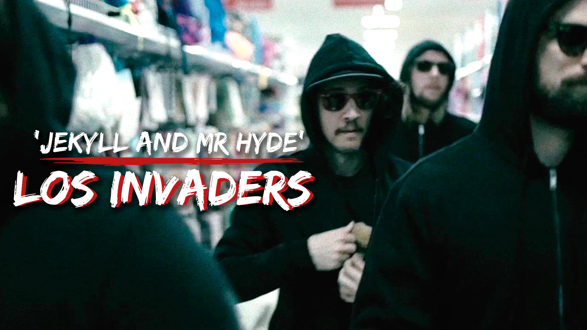 Temporada 1 Los Invaders - Jekyll and Mr Hyde | Más de 100 mentiras