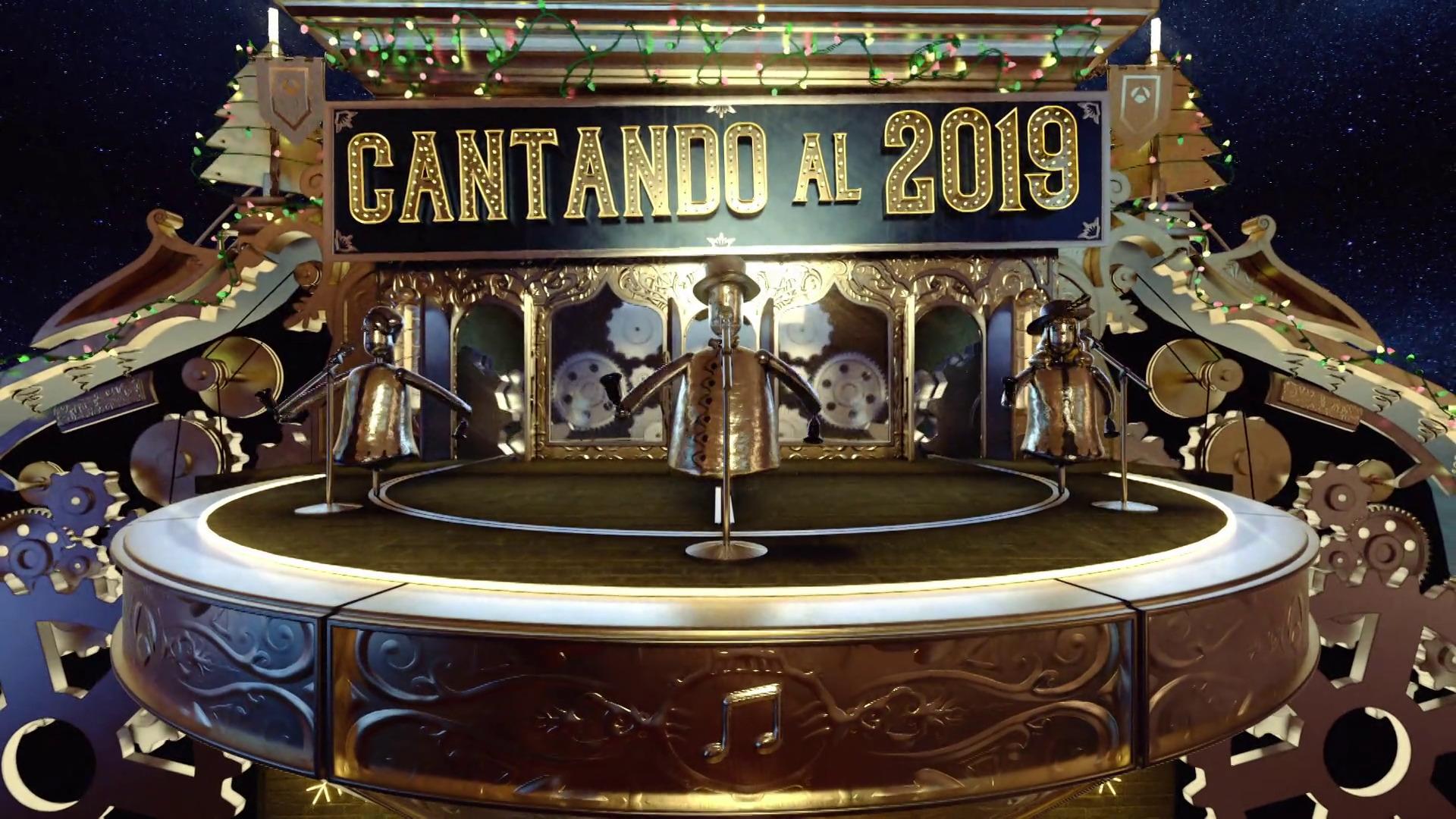 Temporada Cantando al 2019: Especial Nochevieja