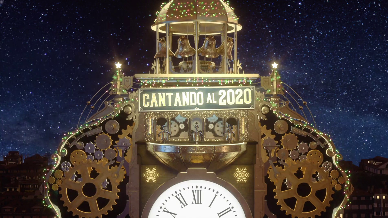 Temporada Cantando al 2020: Especial Nochevieja