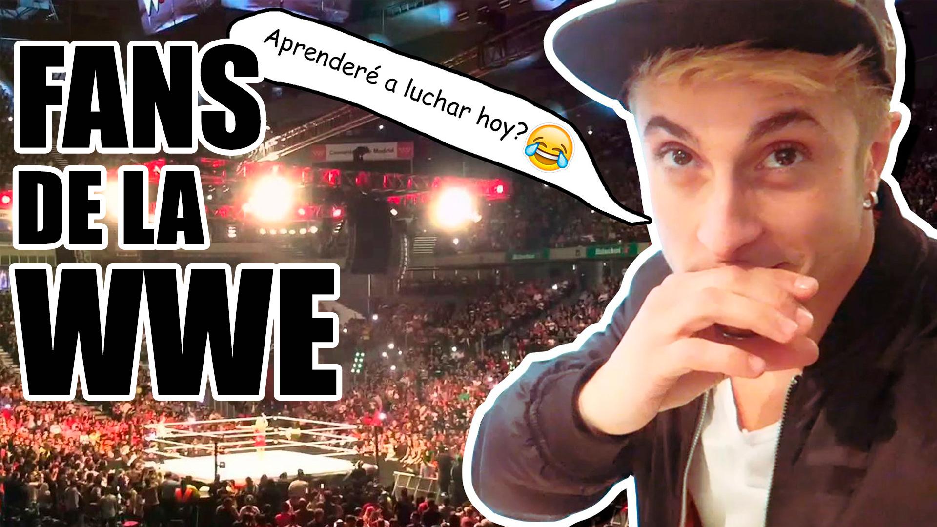Temporada 1 Aprendiendo a luchar con los fans de la WWE