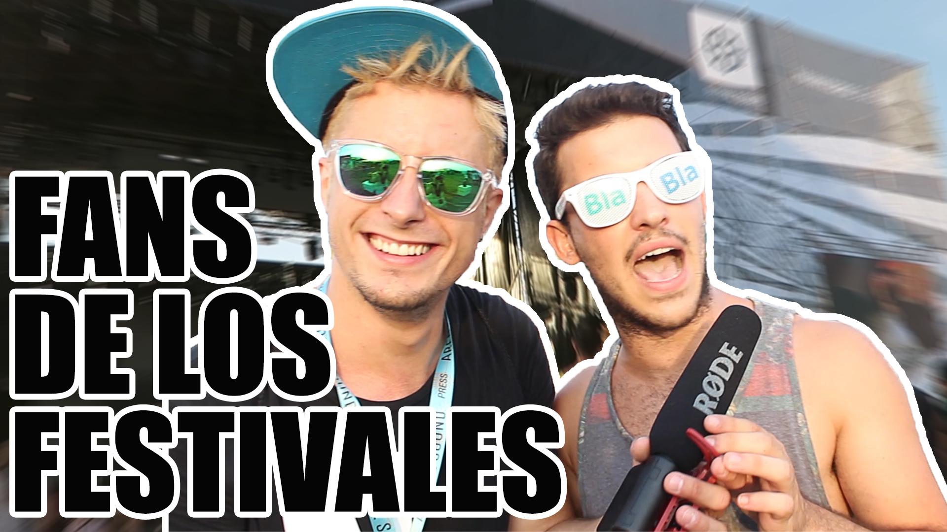 Temporada 1 Haciendo amigos 'festivaleros' en el Arenal Sound