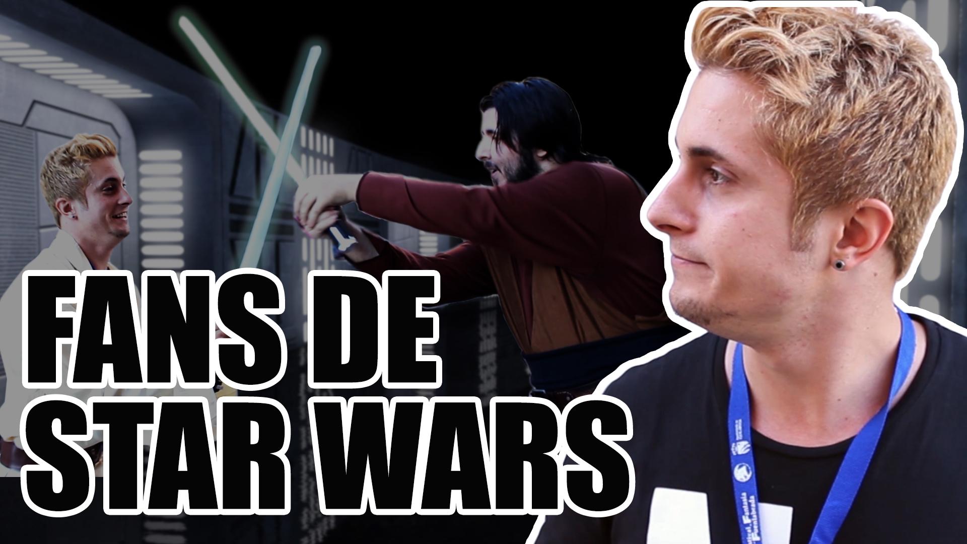 Temporada 1 Trolleando a fans de Star Wars