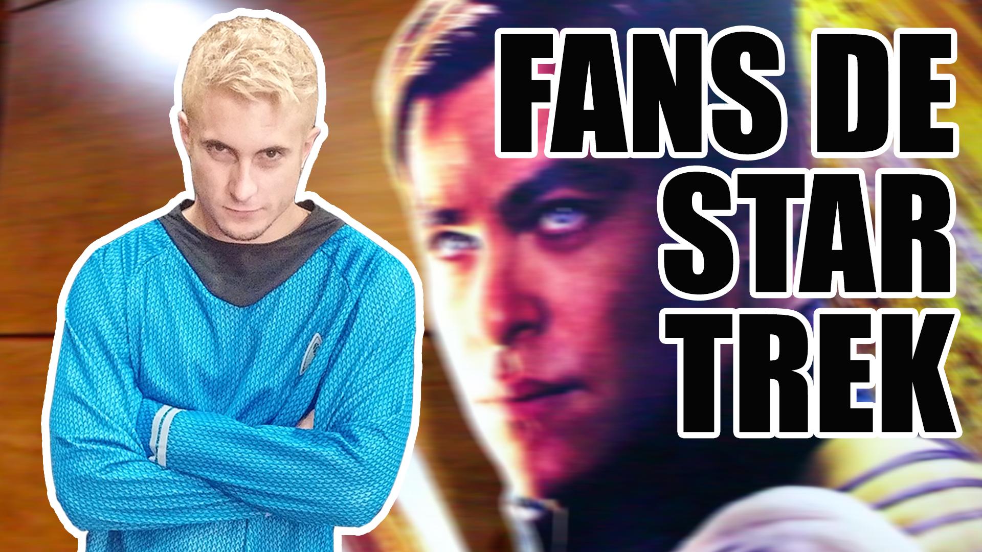 Temporada 1 Voy a un evento de fans de Star Trek
