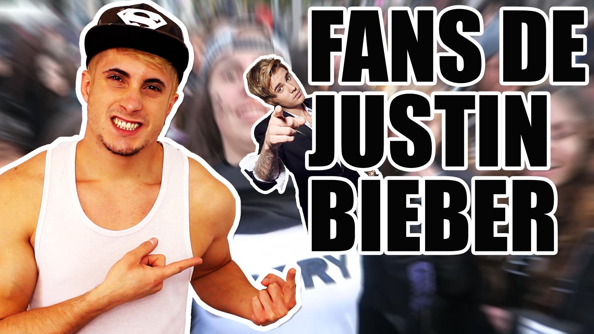 Temporada 1 Voy al concierto de Justin Bieber con sus fans