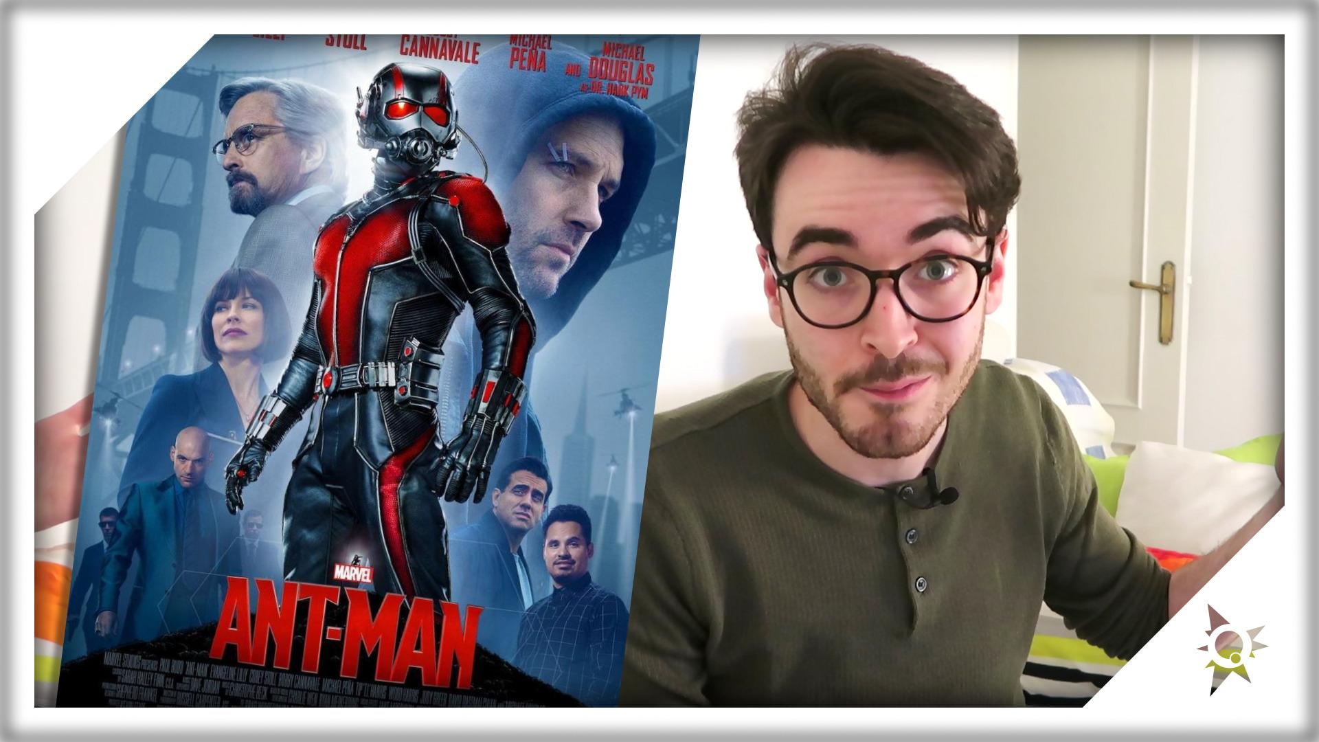 Temporada 1 La Ciencia de ANT-MAN