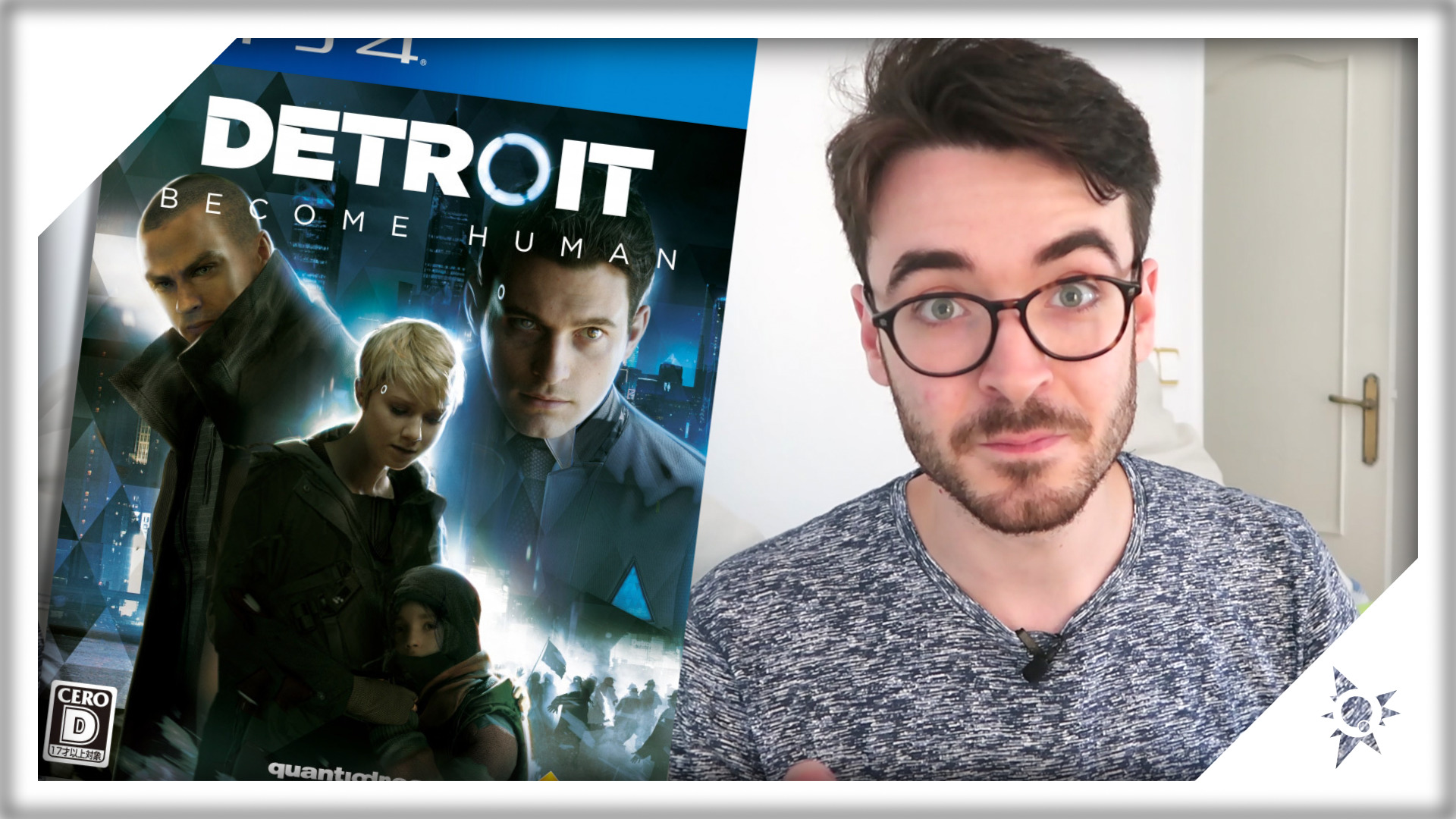 Temporada 1 La Ciencia de Detroit become Human