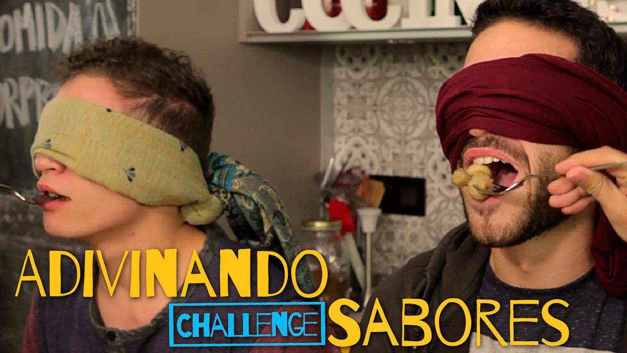 Temporada 1 Adivinando Sabores Challenge