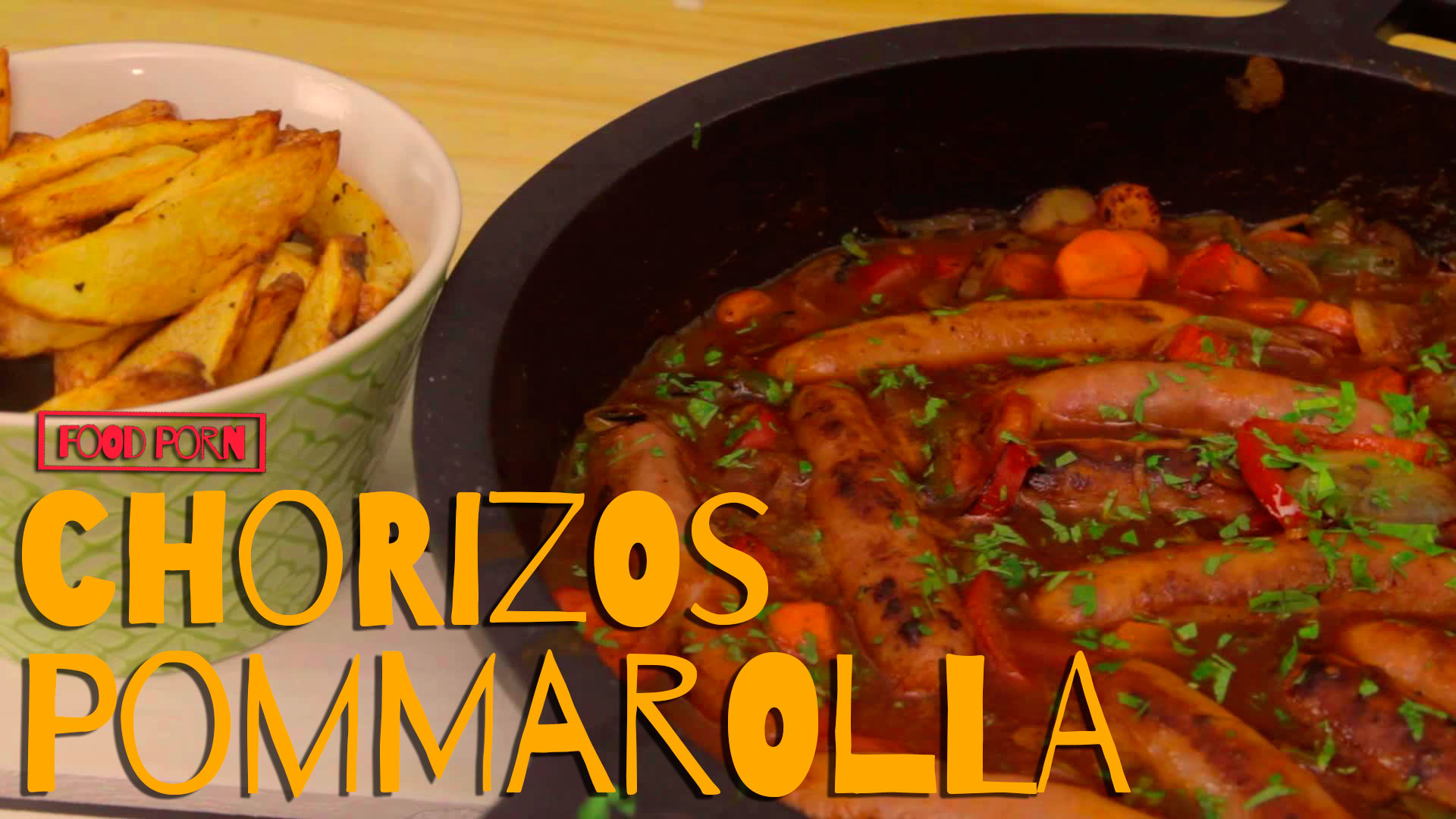Temporada 1 Chorizos Pommarolla