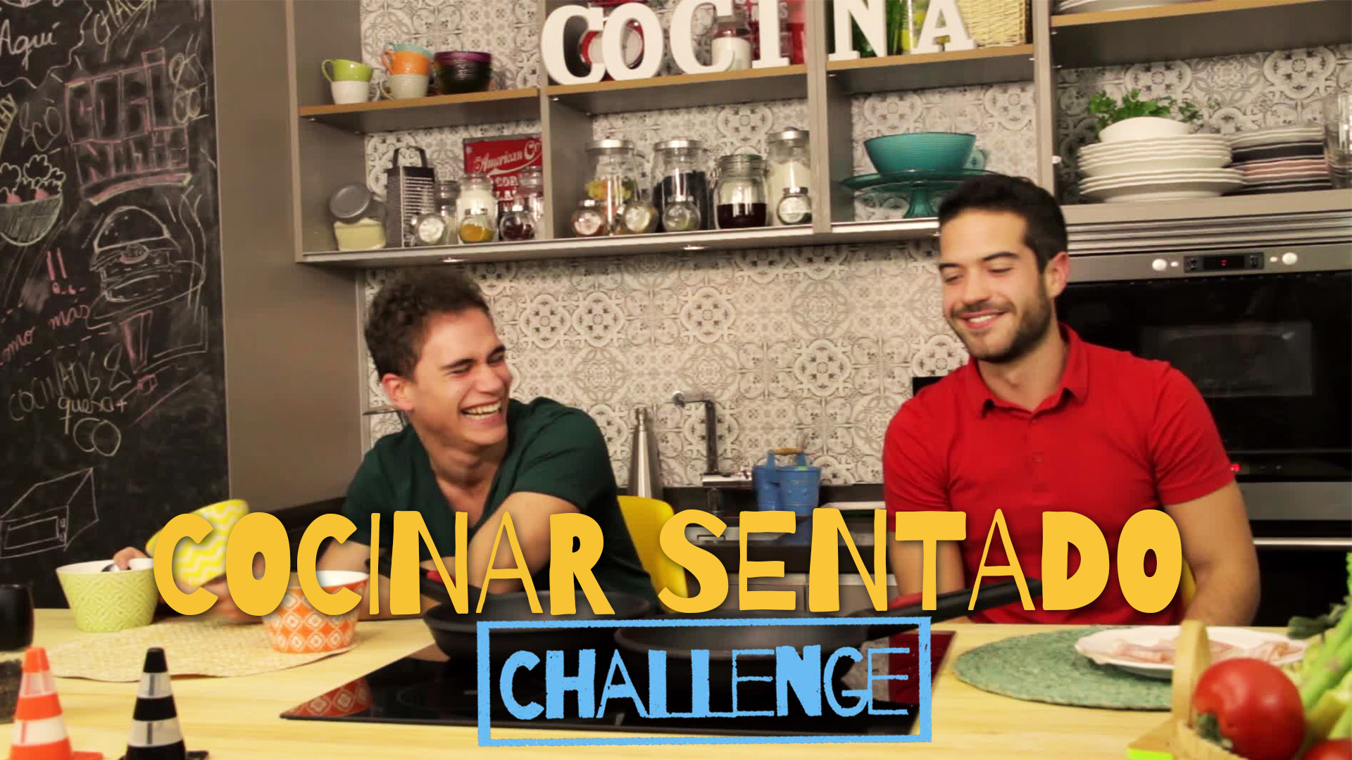 Temporada 1 Cocinar Sentado Challenge