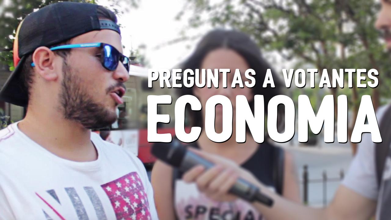 Elecciones WTF Preguntas a votantes: Economía