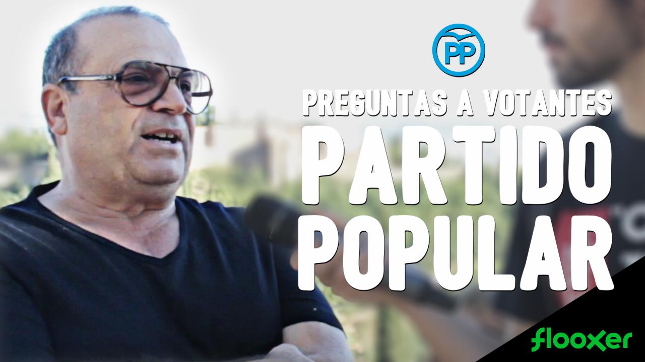 Elecciones WTF Preguntas en mítines: PP